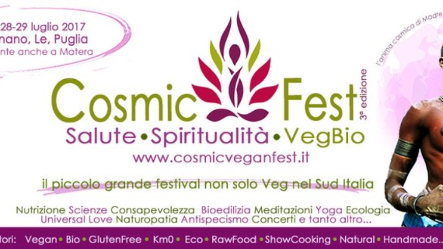 (Italiano) Thai Yoga Massage al Cosmic Fest 2017